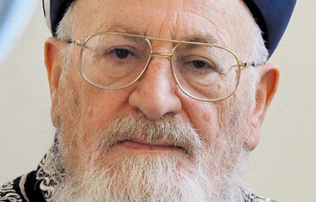 Mordechai Eliyahu