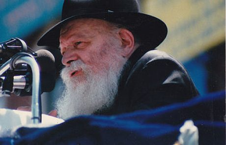 "Lubavitcher Rebbe: ""Resolution 242 opened the dam"""