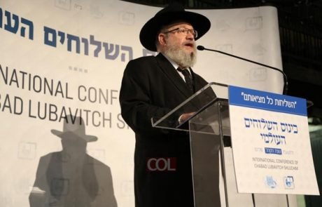 הרב שמואל גערליצקי בראיון ל'הכל דיבורים'